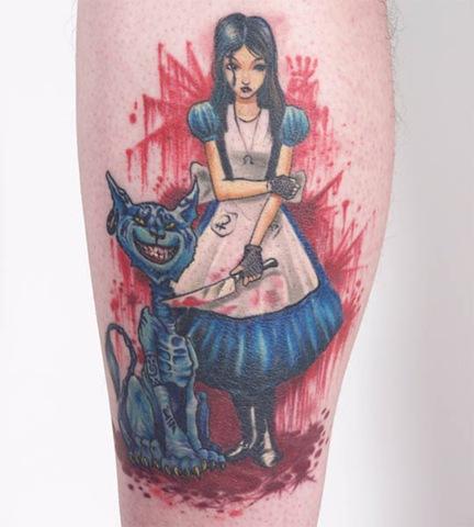 Tatuagens Disney (4/6)
