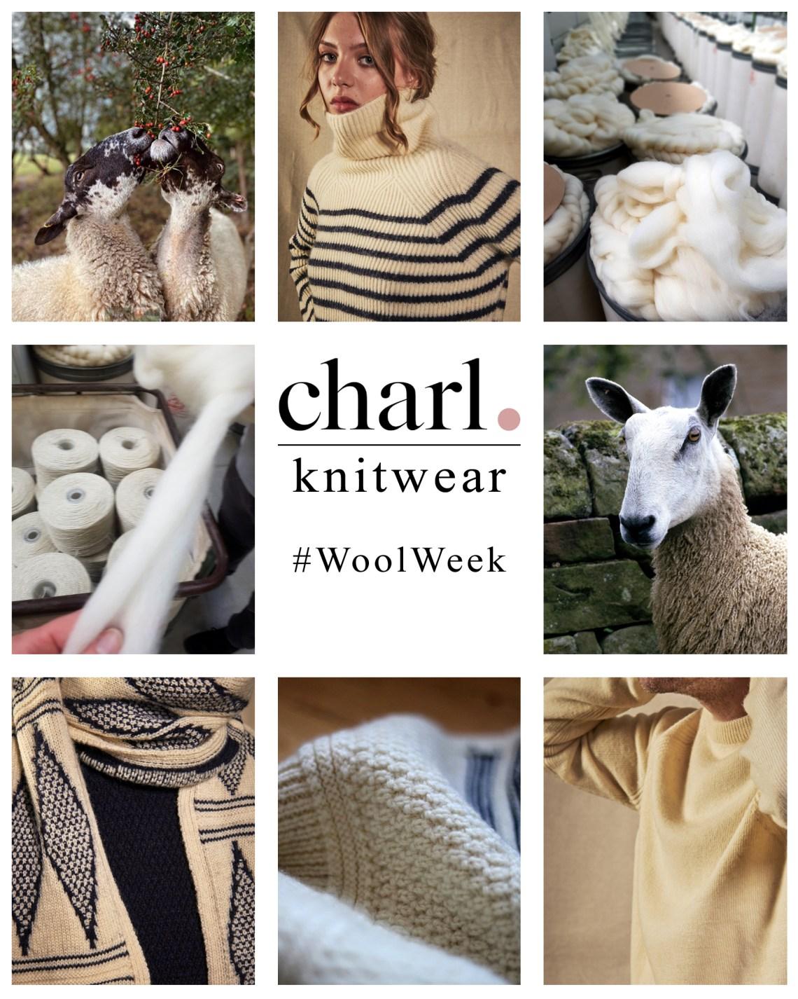 Charl Knitwear wool week