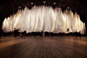 Ann Hamilton/Armory show