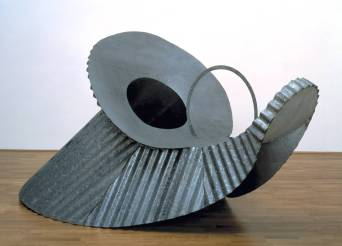 If The Shoe Fits 1981 by Richard Deacon born 1949
