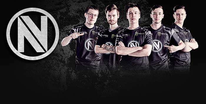Top ESports Squad Team EnVyUs Is Close To A Deal To Move