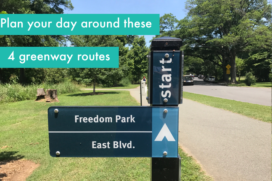The complete guide to Charlottes greenways  Charlotte Agenda