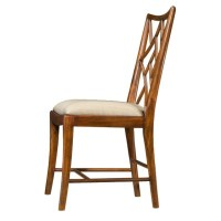Abbie Cockpen Chinese Chippendale Dining Chair