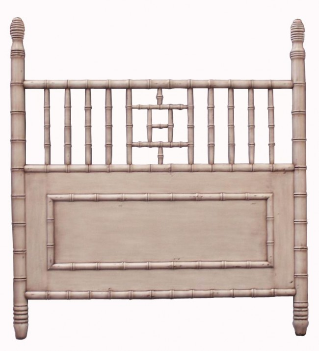 Hollywood Bamboo Headboard