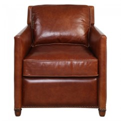 Kids Character Chairs Modern Leather Armchairs Albany Cognac Club Chair