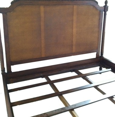 antique cane chairs carlisle dining chair amelie french bed & headboard custom