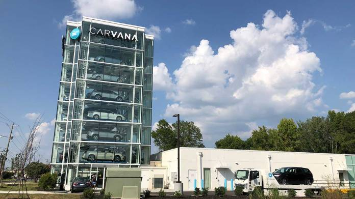 South End S Car Vending Machine Is Off To A Surprisingly Strong Start Axios Charlotte