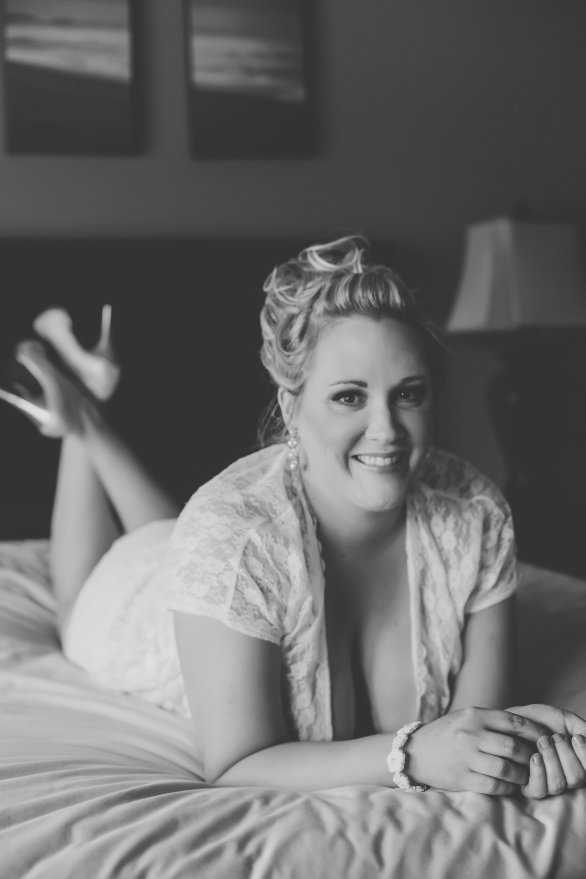 Bridal Boudoir: More Than Just a Groom's Gift