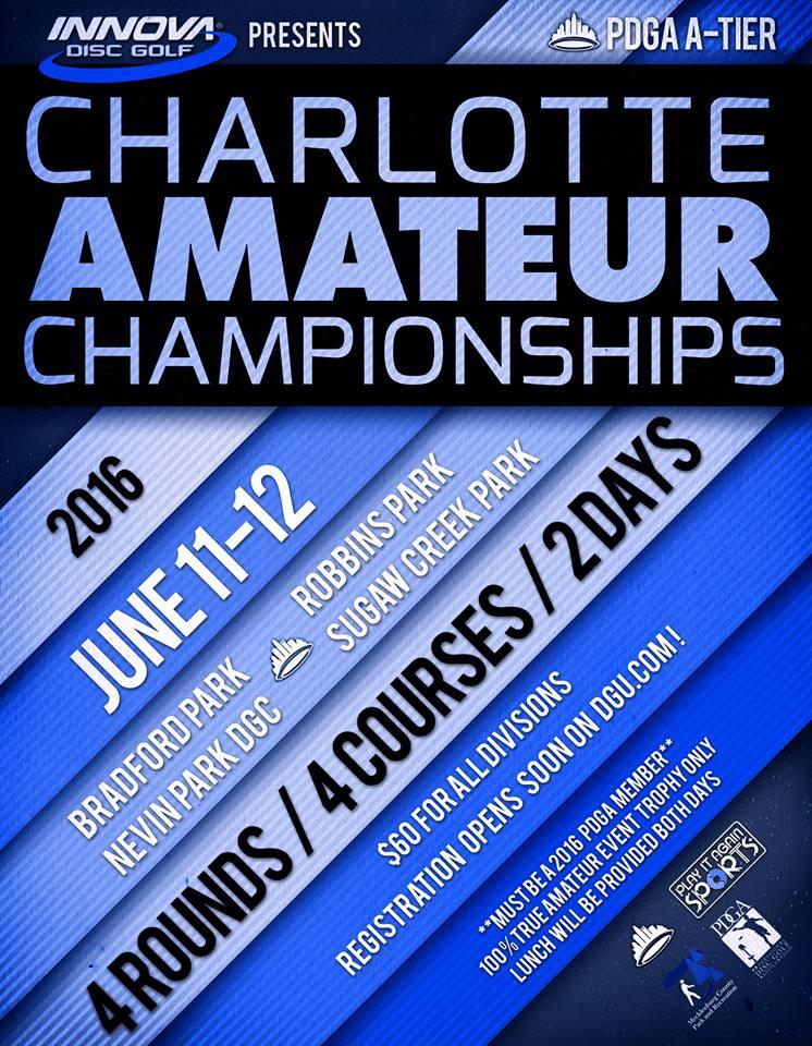 Charlotte amateur championship picture 864