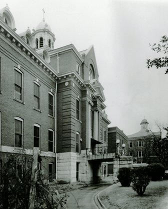 DEDICATION OF ST. LEO HOSPITAL