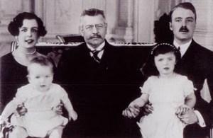 Princess Charlotte's family