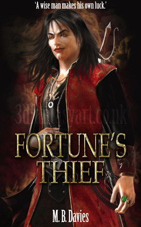 Fortune's Thief by M. B. Davies
