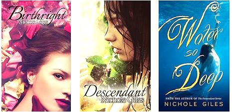 Nicole Giles Books
