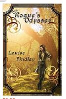 Rogue's Odyssey by Loiuse Findlay