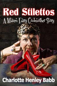 Red Stillettos by Charlotte Henley Babb