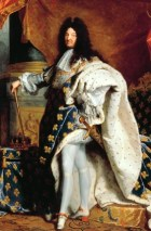 Louis XIV of France By Hyacinthe Rigaud