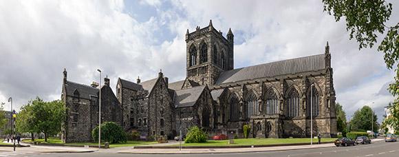 Paisley-Abbey