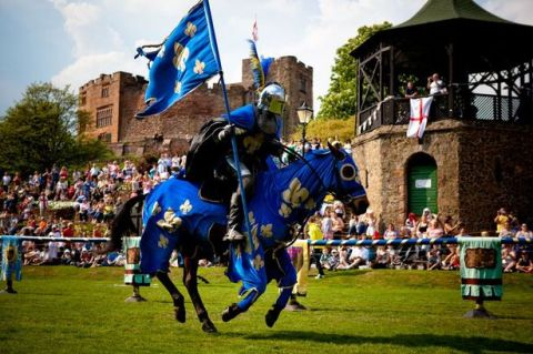 st-georges-day-celebrations-at-tamworth-castle