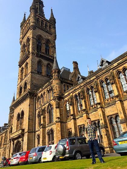 Tom-At-Glasgow