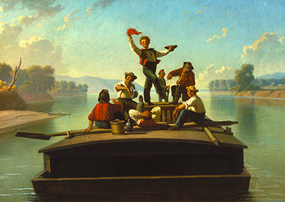 Bingham-Jolly-Boatmen