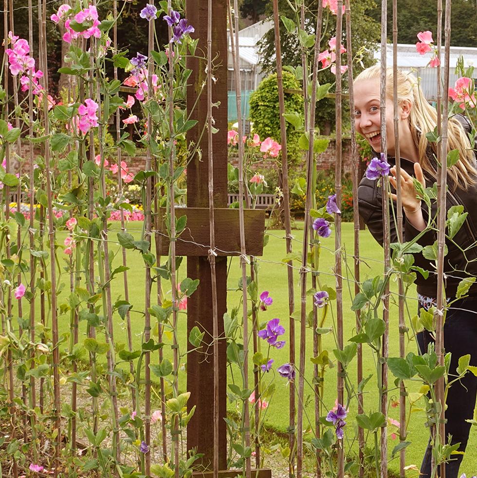 Charlotte\'s Secret Garden Charlotte Hoather