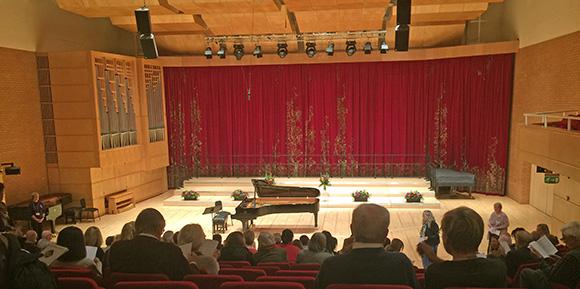 Concert-Setting