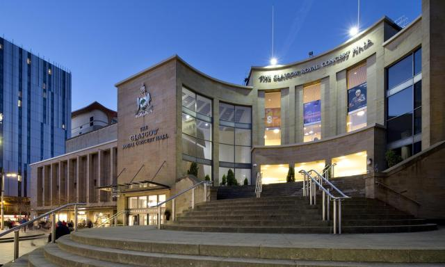 Glasgow Royal Concert Halls