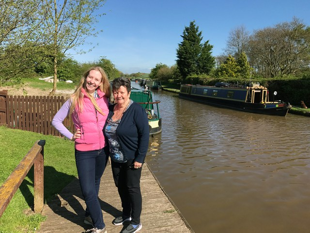 Down-By-The-Canal-With-My-Nana
