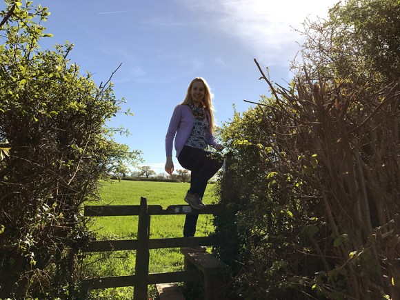 Walking-In-The-Cheshire-Country-Side