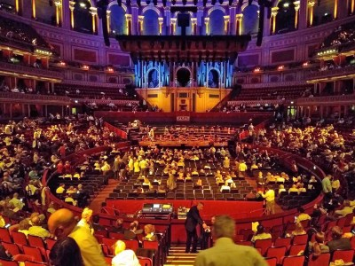 Inside The Albert Hall