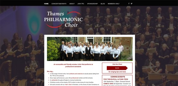 Thames Philharmonic Choir