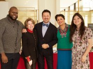 The Judges At The Bake Off Photo By Jenny Gorman ( Met Opera )