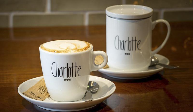 Charlotte Ibiza Cafe