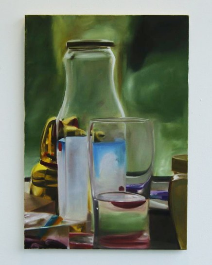 #1 / 70 x 100, oil on canvas
