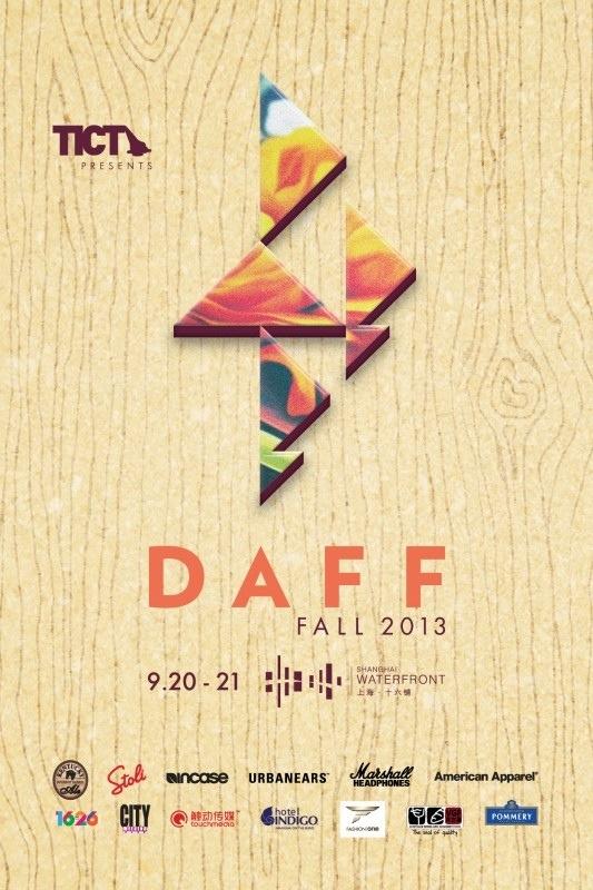 DAFF Shanghai 2013