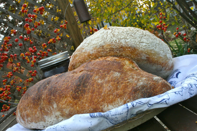 Hungry Ghost Bread