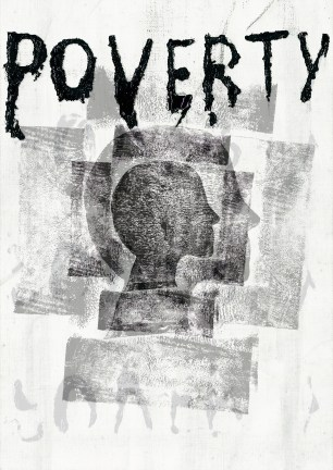 mental health and poverty type