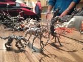 wire sculptures 9-12