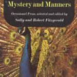 Flannery O'Connor's Mystery and Manners