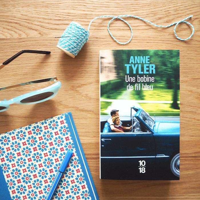 Une bobine de fil bleu – Anne Tyler