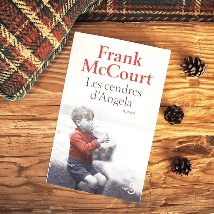 Les cendres d'Angela - Frank McCourt