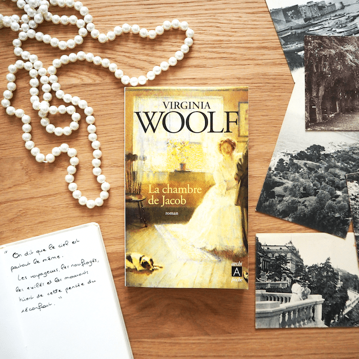 La chambre de Jacob – Virginia Woolf