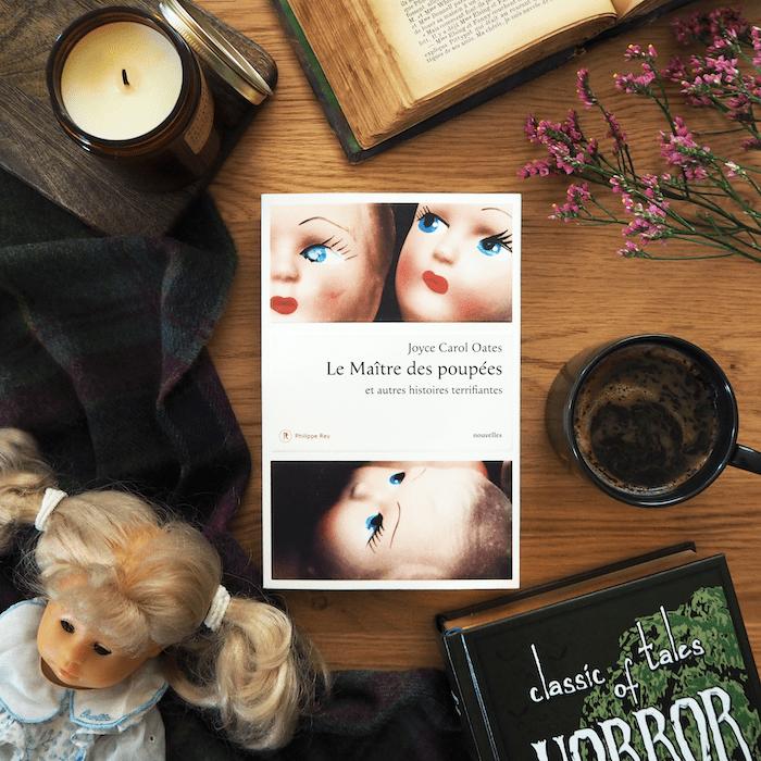 Le Maître des poupées et autres histoires terrifiantes – Joyce Carol Oates