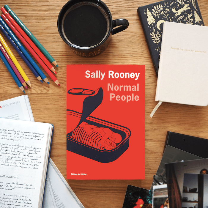 Normal people – Sally Rooney