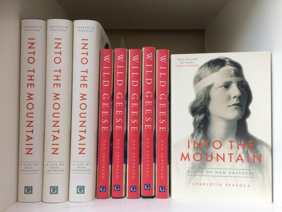Nan Shepherd, A life. Now in paperback.