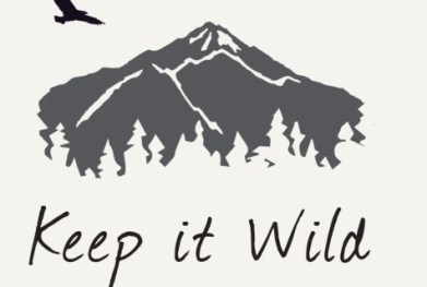 Keep it wild logo John Muir trust review of Nan Shepherd biography