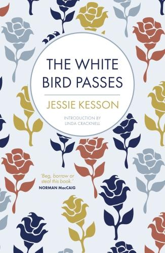 Front cover The White Bird Passes