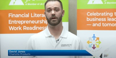 Listen to our own Product and Inventory Manager David Jones make the case for a manufacturing career.