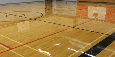 As your facility pays close attention to infection prevention measures inside its gym, please don't forget to care for your wood floors.
