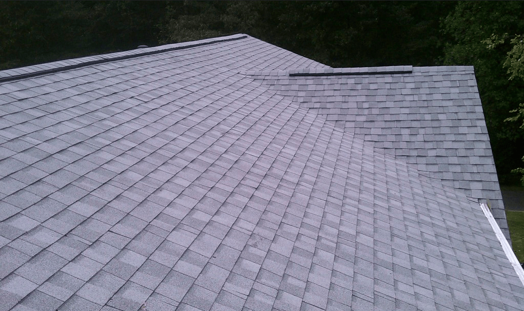 Roofing ridge vents in Charlotte NC